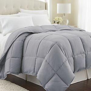 Reversible comforter.  Twin size.